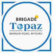 Brigade Topaz Project Logo
