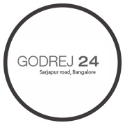 Godrej 24 Bangalore Project Logo
