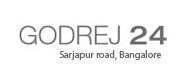 Godrej 24 Bangalore Logo