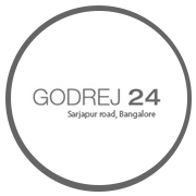Godrej 24 Bangalore Project Logo