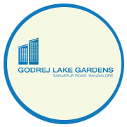 Godrej Lake Gardens Project Logo
