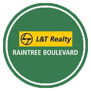 L&T Raintree Boulevard Project Logo