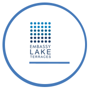 Embassy Lake Terraces Project Logo