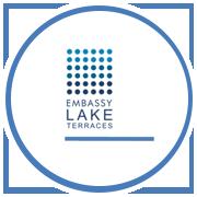 Embassy Lake Terraces Project Logo