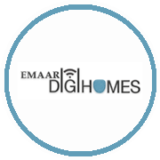 Emaar Digi Homes Project Logo