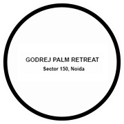Godrej Palm Retreat Project Logo