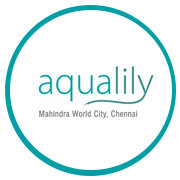 Mahindra World City Aqualily Project Logo