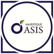 Majestique Oasis Project Logo