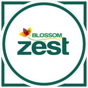 Logix Blossom Zest Project Logo
