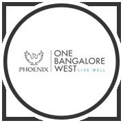 Phoenix One Bangalore West Project Logo
