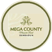 Mega County Project Logo