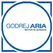 Godrej Aria Project Logo