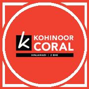 Kohinoor Coral Project Logo