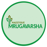 Majestique Mrugavarsha Project Logo