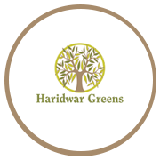 Haridwar Greens Project Logo
