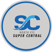 North Eye Super Central Project Logo