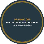 Bramha Business Park Project Logo