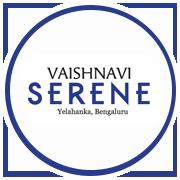 Vaishnavi Serene Project Logo