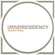 Kiara Residency Project Logo