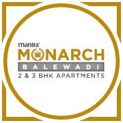 Mantra Monarch Project Logo