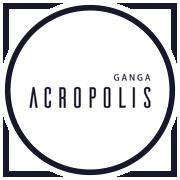 Ganga Acropolis Project Logo