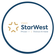 Vision Star West Project Logo