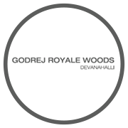 Godrej Royale Woods Project Logo