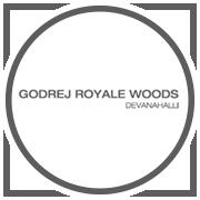 Godrej Royale Woods Project Logo