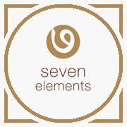 Vatika Seven Elements Project Logo