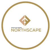 Mahaveer Northscape Project Logo