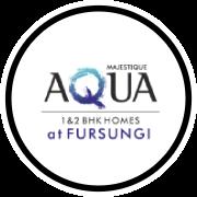 Majestique Aqua Project Logo