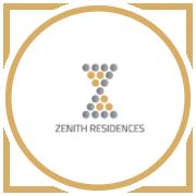 Zenith Residences Project Logo