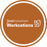 Total Environment Workcations Project Logo