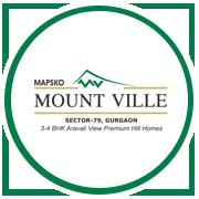 Mapsko Mount Ville Project Logo