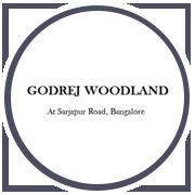 Godrej Woodland Project Logo