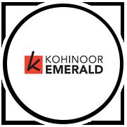 Kohinoor Emerald Project Logo