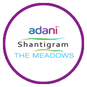 Adani Shantigram The Meadows Project Logo