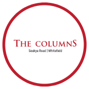 Sowparnika The Columns Project Logo