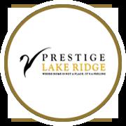Prestige Lake Ridge Project Logo