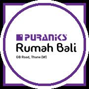 Puranik Rumah Bali Project Logo
