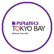 Puranik Tokyo Bay Project Logo