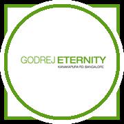 Godrej Eternity Project Logo