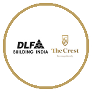 DLF The Crest Project Logo