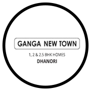 Goel Ganga New Town Project Logo
