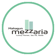 Mahagun Mezzaria Project Logo