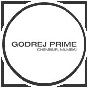 Godrej Prime Project Logo