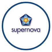 Supertech Supernova Project Logo
