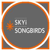 Skyi Songbirds Project Logo