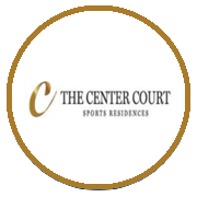 The Center Court Project Logo