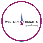 Adani Western Heights Project Logo